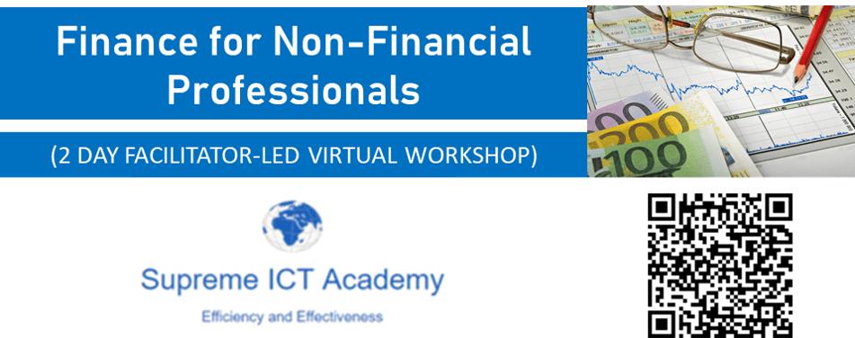 Finance for Non Finance Professionals