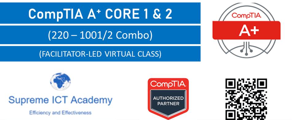 CompTIA A+ Core1 & Core2 Combo Bundles on Offer